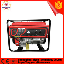 2.5kw Gasoline Generator 168F engine