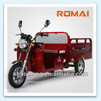 Electric tricycle for caro with CE certificated rickshaw 850w 48v