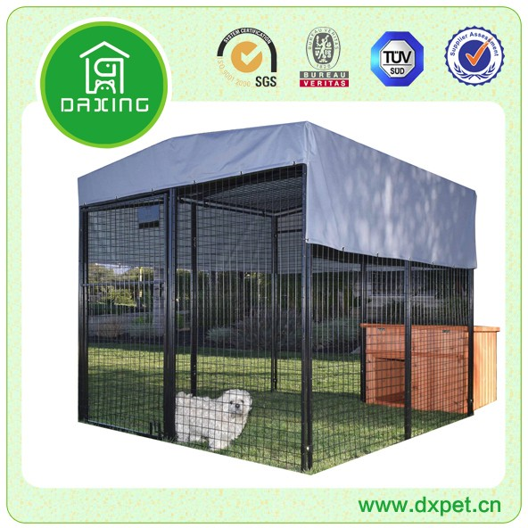 Cheap garden pet product pet iron gazebo