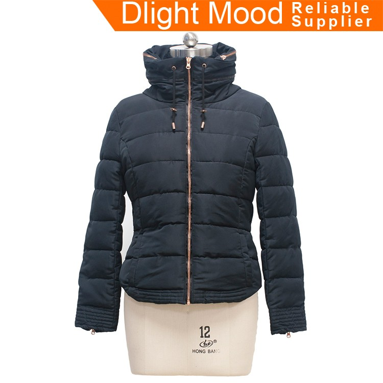 Made in China superior quality women down jacket