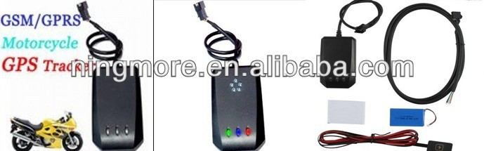 TLT-2H Car Motorcycle 850/900/1800/1900MHz GPS Tracker