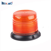 Magnetic Fixation Warning Beacon Light With Siren