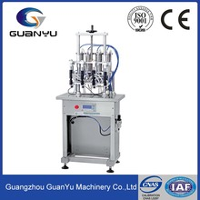 New Product Luxury Quality Cylinder Automatic Bottle Water Filling Machine / Plant