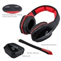 7.1 surround sound 2.4Ghz wireless gaming stereo headphone wireless gaming headset for PS4 PS3 Xbox one Xbox 360 PC