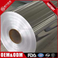 custom design Jumbo Aluminum Foil Roll Price For Food