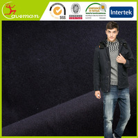 Hot sale 300T waterproof Stiffened Polyester Pongee Fabric with PA Coated for the bag material