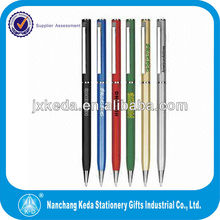 cross-stitch pen and student pen,stationery ad. &promotional pen,office pen ball pen