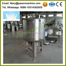 Milk sterilizer machine / pasteurization of milk machine / dairy milk processing plant