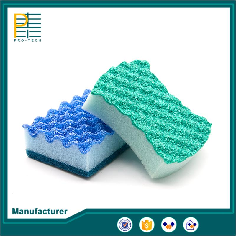New design face cleaning sponge made in China