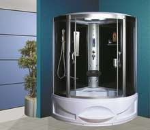 Popular Highly quality massage function, computer controlled Steam shower room