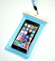 Color Waterproof Underwater Pouch Dry Bag Pack Case Cover For Cell Phone