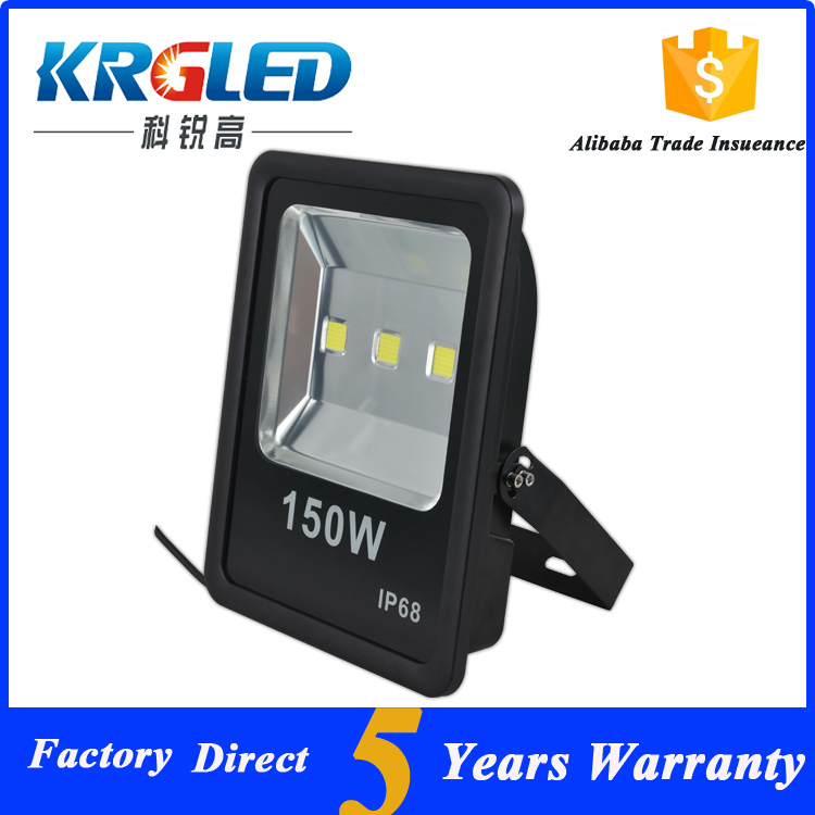 most powerful ip65 outdoor led floodlight 150w cob led flood light
