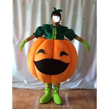 Professional CE pumpkin mascot costumes fruit costumes for event EM-95