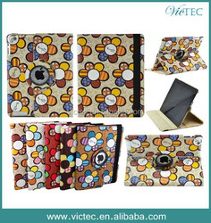 Sunflower 360 Rotary Explosion proof case for iPad 2 3 4
