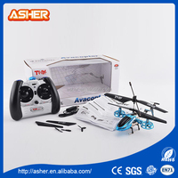 Good balance powful rotor 4CH INFRARED RC exceed rc helicopter