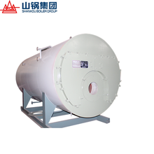 WNS6-1.25-Y(Q) automatic Oil & gas steam boiler