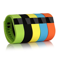TW64 Fashion Smart Sports Wrist Band Bracelet with Bluetooth