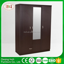 living room wardrobe design/folding wardrobe/folding wooden wardrobe