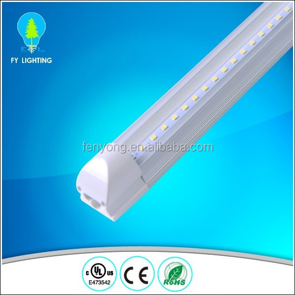 ULcUL Approve LED fluorescent light fixture Integrated LED T8 tube light 2ft 3ft 4ft 5ft 6ft 8ft