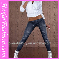Wholesale 2012 Denim Fashion Latest Design Jean Pants