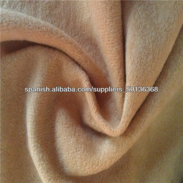 crushed velvet fabric for baby/home textile/cloth