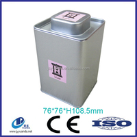 chinese tin can providers tea tin can providers high quality tin cans provider