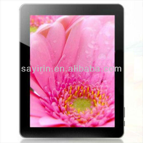 9.7 inch Rockchip3066 Dual Core tablet top 10 tablet pc