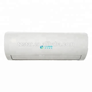 Energy saving Split Air Conditioner  AC DC dual power 24000BTU Frequency Conversion  solar air conditioner price
