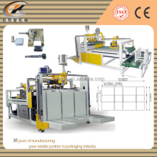corrugated box making machine prices