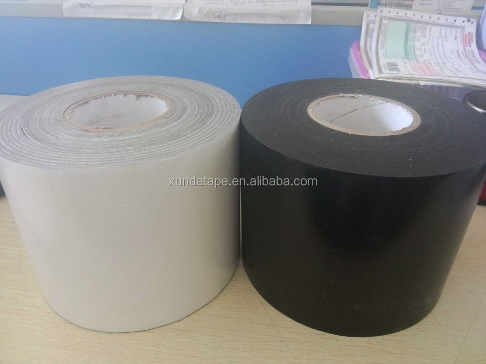 HDPE co-extruded protective tape similar to USA,Germany, Italy tape BRAND