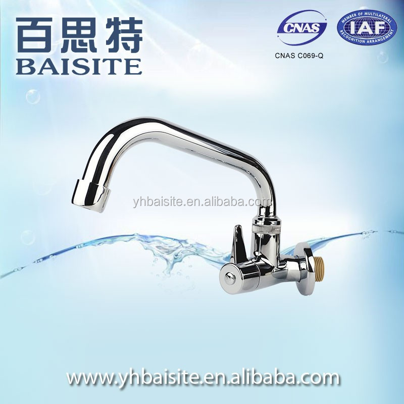 New Arrival Wholesale Cheap Plastic Single Handle Kitchen Sink Faucets Water Taps