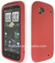 Silicone mobile phone cover for HTC Wildfire