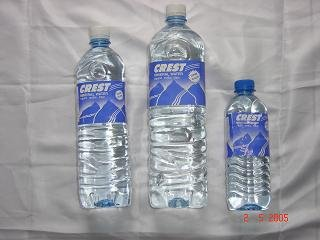 Crest Mineral Water