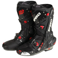 Motorcycle Accessories Waterproof Motorcycle Offroad Sport Motorbike MX GP Racing Leather Boots Shoes