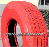 red car tyre