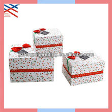 Paper Gift Packaging Box Supplies