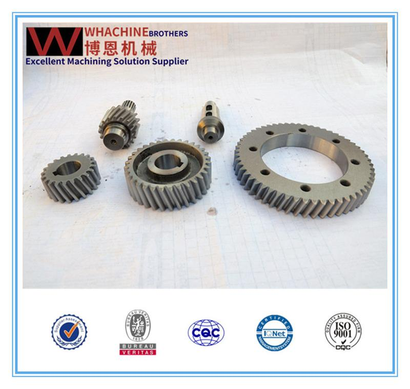 Top Quality reducer helical gear off road hand winch