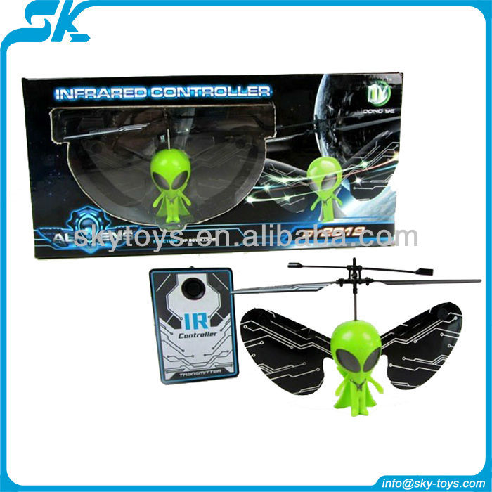 !Remote Induction Flying Alien RC UFO Toys mini rc toy ufo magic ufo