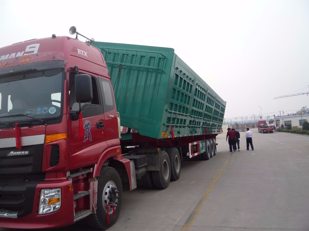 mini dump truck with factory price