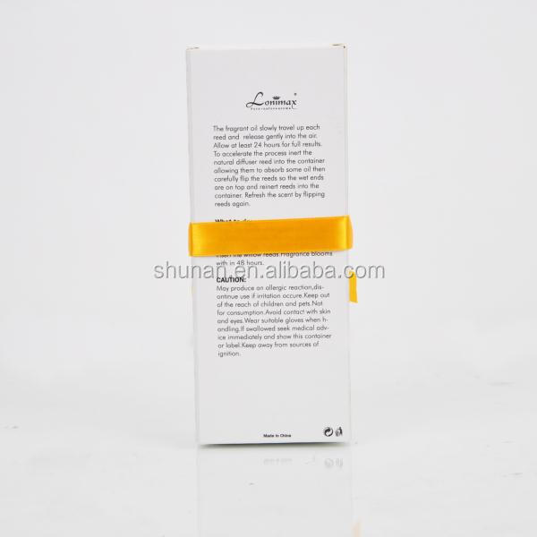 SA-2046 home fragrance diffuser / 130ml diffuser in color pack