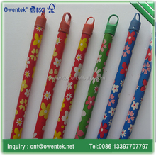 Imported quality with wood and cocpnut or palm leaf broom sticks hot sale model