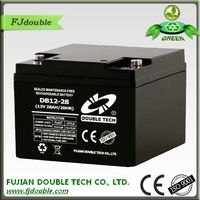Best exide battery price 12V 28AH made in China DB12-28