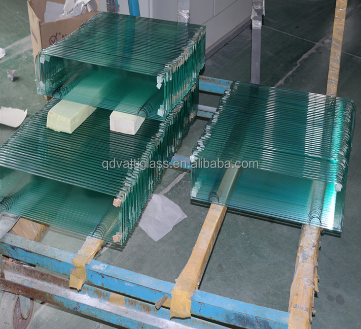 Tempered greenhouse glass, install tempered glass, clear tempered glass panels