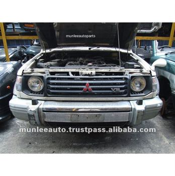 High Quality JDM USED ENGINE FOR CAR High Quality JDM USED ENGINE FOR CARPajero 6G72 V6 Engine HalfCut Complete Swap