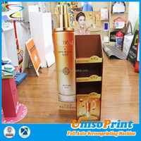 paperweight display stand paper cosmetic display stand