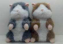 Electric toy plush x hamster toy , x hamster for children