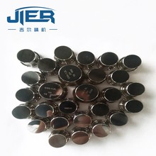 Stainless steel spandex spinneret for textile machine