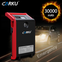 Amazing powerful Multi-function Jump starter replace Truck 24V Lead-acid battery 30000mAh 12000Amp Peak battery
