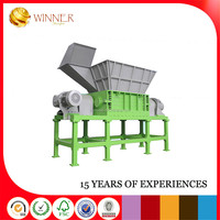 SGS CE Approved Waste Car Recycling Machine/Tire Shredder For Sale