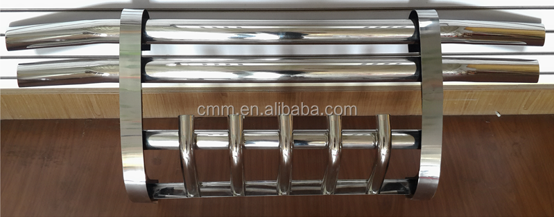 Stainless steel Nudge bar for Hilux Vigo